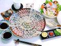 国産トラふぐお刺身(3~4人前)・ちり鍋用セット